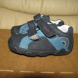 Кросівки брендові шкіряні ELEFANTEN Оригінал Німеччина р.18 стелька 11,5 см