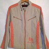 размер S мужская куртка ветровка демисезонная
