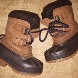 6р-15 см ботинки Sorel Made in Canada