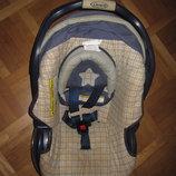 Детское автокресла с базой Graco Snugride от 0 до 12мес.