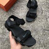 Мужские черные сандали nike vapormax 41 42 43 44 45 размер