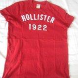 Футболка hollister, оригинал, италия, с-м