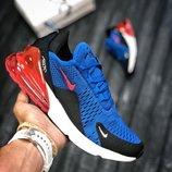 Мужские яркие кроссовки nike air max 270 41 42 43 44 45 46 размер