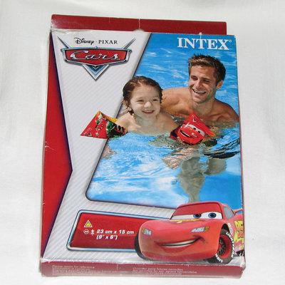 Детские надувные нарукавники Intex Тачки