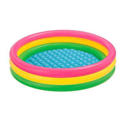 Intex 57422 147х33 см. Детский надувной бассейн