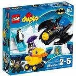 Lego Duplo Приключения на Бэтмолёте comics super heroes batman batwing adventure 10823