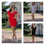 Спортивное женское платье Hilton 42 44 46 48 ,3 цвета