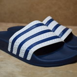 Шлепанцы сланцы Adidas Originals Slippers Adilette. Италия. 38 р./23.5 см.