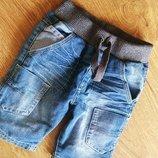 Фирменные джинсовые шорты 5 лет
