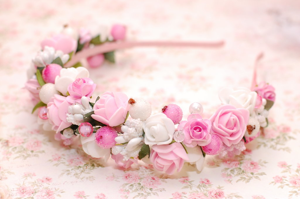 картинки ободки розовые гости таком виде