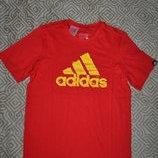новая футболка Adidas оригинал размер 128-152-164 см на 8-12 и 14 лет