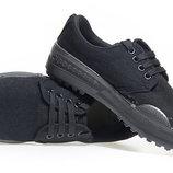 Классические мужские кроссовки на толстой подошве