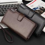 Мужское портмоне - клатч в стиле Baellerry Business 2 цвета 1063чк