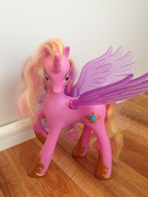My Little Pony принцесса Селестия