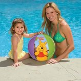 М яч пляжний Winnie the Pooh Intex 58025