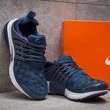 Кроссовки женские Nike Air Force, темно-синие 11076 , р. 36 - 41