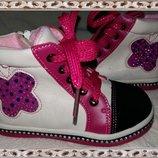Детские демисезонные ботиночки Jonggolf