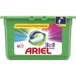 Капсулы для прання Ariel Pods 3 в 1 Color 13 шт
