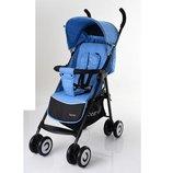 Детская коляска трость BAMBI M 3458-2-12, синяя