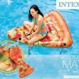Надувной матрас винил Пицца 175 145см INTEX, 58752