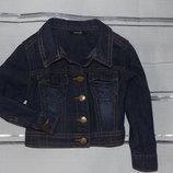 Пиджак девочке 80-86