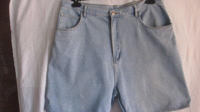 Шорты джинсовые 52 размер