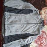 Термо кофта ветровка,куртка с мембраной softshel Crane sport