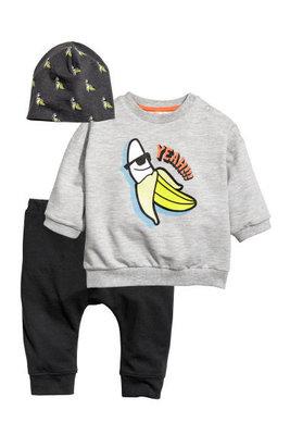 Крутой набор для малышей от H&M