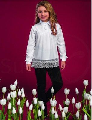 Блуза «Джордани TM Suzie Размеры 122- 158