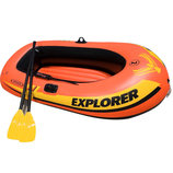Лодка Explorer Intex