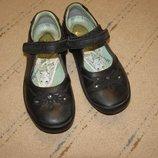 Кожаные туфельки для девочки Start-Rite, 28 размер
