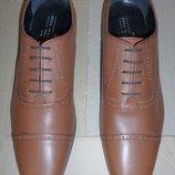 Новые дорогие туфли дерби Next Англия оксфорды ботинки