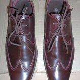 Редкие дорогие туфли Front London Англия