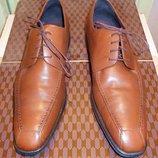 Туфли коричневые Blue Street Германия ботинки