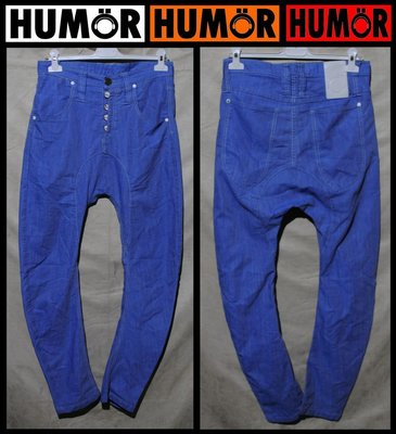 Брендові штани джинсові чоловічі Humor 29 Німеччина брюки мужские джинсы  галифе 764b24c2c29ab