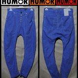 Брендові штани джинсові чоловічі Humor 29 Німеччина брюки мужские джинсы галифе