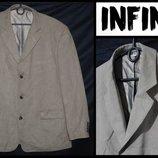 Брендовий піджак чоловічий Infiniti Man XXL Німеччина пиджак мужской
