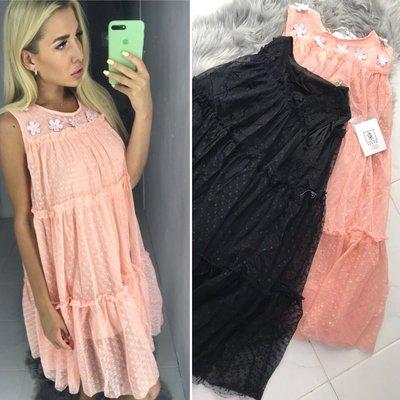 ce8c1c35c1e Платье ткань -сетка в горошек-вискоза-очень хорошего качества цвет-черный