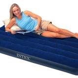 Односпальный надувной матрас