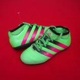 Кроссовки сороконожки Adidas V16-3 оригинал 28 размер