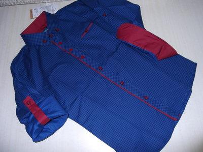 Рубашка EMRE Турция стрейч-коттон р. 8-12 Полномер