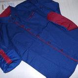 Рубашка EMRE Турция стрейч-коттон р. 7-12 Полномер