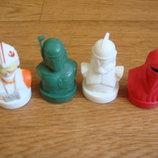 Фигурка Star Wars игрушка Сильпо звездные воины