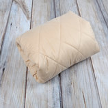 Подушка для кормления на руку бежевый