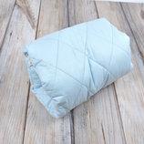 Подушка для кормления на руку голубой
