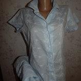 пижама батистовая рубашка бриджи р12