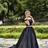 Вечернее платье Crystal Design