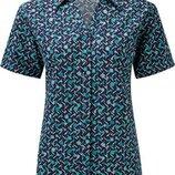 Размер 20 Новая красивая фирменная рубашка блузка