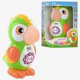 WOW Очень крутая игрушка интерактивный попугай интерактивные игрушки
