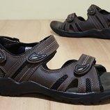 Оригинальные кожаные сандалии George 43р-28см-uk9